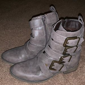 MIA mid ankle boots